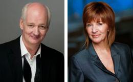 Colin Mochrie & Deb McGrath