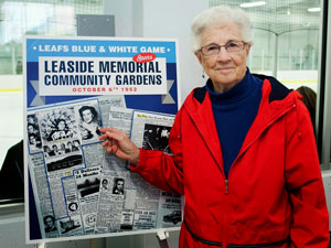 "PAT POOLE was at the official opening of the original rink in 1952. The new one, she says, is ""absolutely beautiful""."