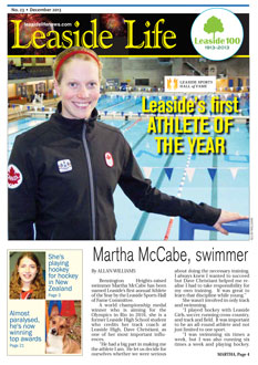 December 2013 Leaside Life News