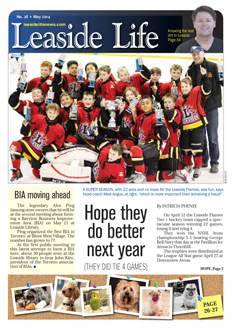 May 2014 Leaside Life News