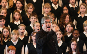 Mitch Bondy & Northlea Choir