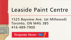 Leaside Paint Centre