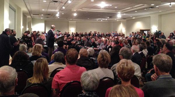 LPOA Mayoral Debate Oct. 7, 2014