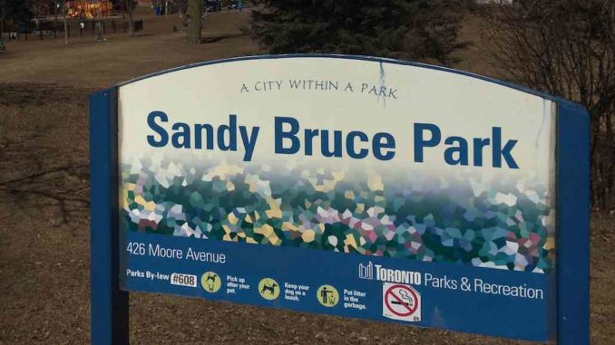 Sandy Bruce Park. | Staff Photo.