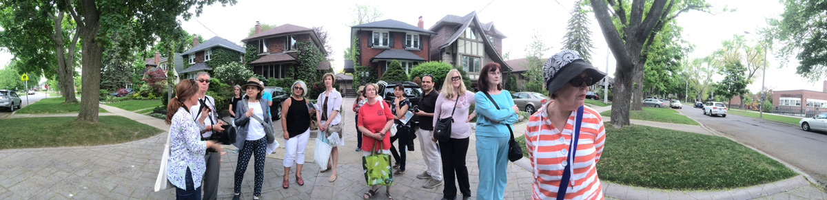Leaside cultural landscape walk