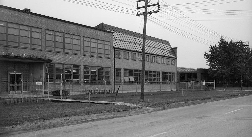 The 1936 Stauntons Ltd. building