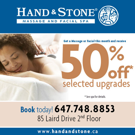 Hand and Stone Spa