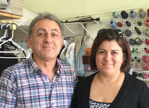Vatche & Sonia Boyadjian