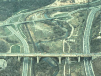 DVP Overview, Courtesy of City of Toronto Archives Series 1465, File 387, Article 11.