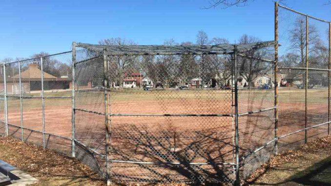 Trace Manes Baseball field. Staff photo.