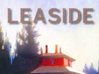 Cover of Leaside history book.