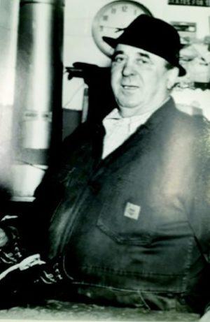 Peter Mahovlich Sr.