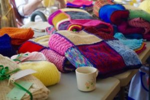 Leaside knitters items
