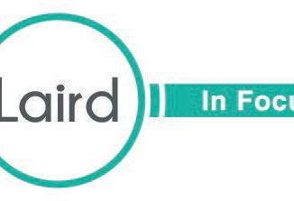 Laird in Focus logo