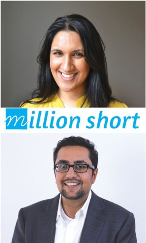 Million short founders