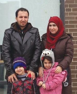 The Alkheder Family