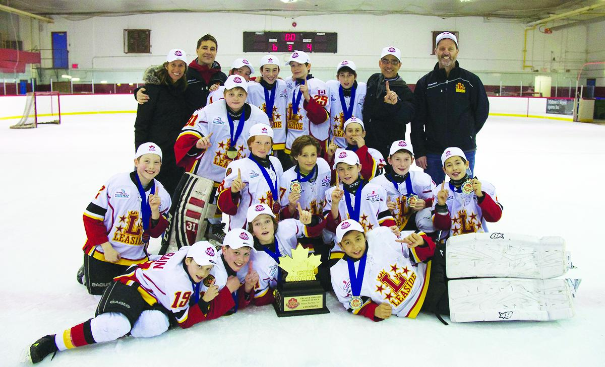 The Minor Peewee Flames