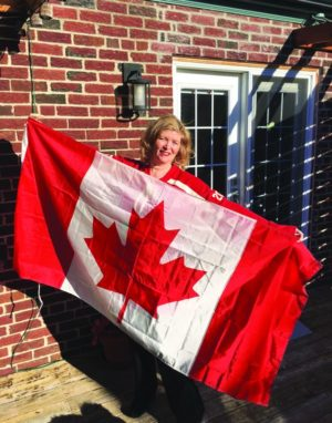 Kate McDonald Butler, Granddaughter of Lucy Maud Montgomery and Canada's Official 150 Ambassador
