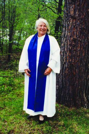 The Rev. Veronica Roynon
