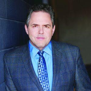 David Sparrow in Suit