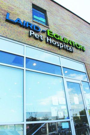 Lard Eglinton Pet Hospital