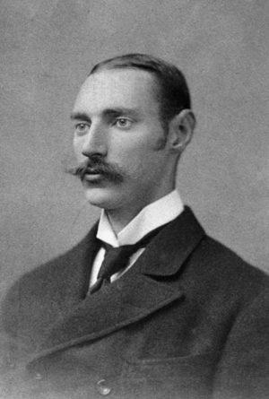 John Jacob Astor of Titanic Fame.