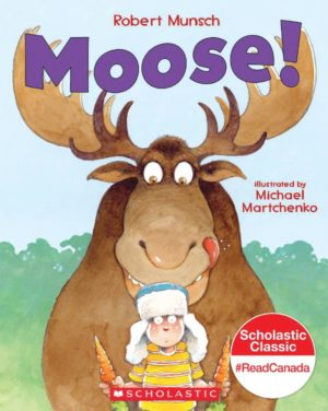 Moose! Cover