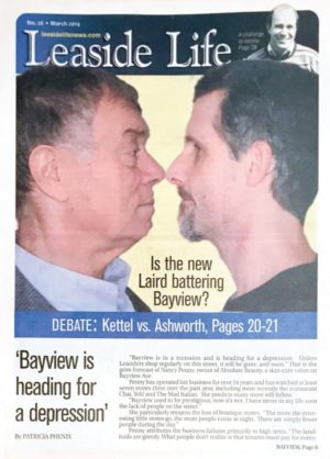 Debate Kettel Vs. Ashworth Issue Cover