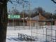 Trace Manes park in winter. Staff photo.