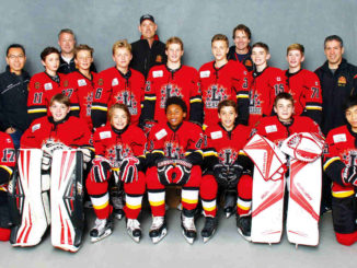 Leaside Flames 2004 AA Team.