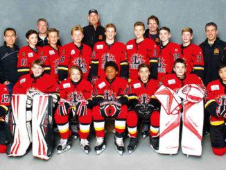 Leaside Flames 2004 AA Team.