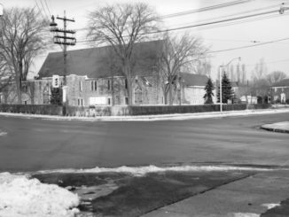 Leaside United Church, Millwood Road, n.w. cor. McRae Drive. Salmon, James V. (James Victor)