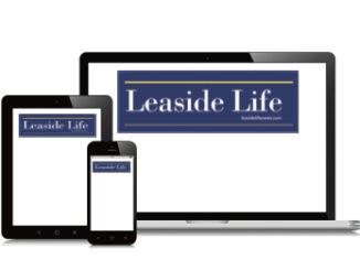 Leaside Life Web icon.