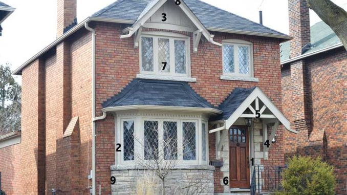 Vernacular Mixed Style Leaside