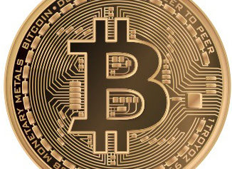 Bitcoin image. Shutterstock image.