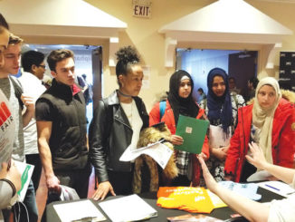 Rob Oliphant, MP for Don Valley West, hosted his second annual Youth Career & Job Fair