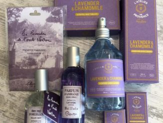 Lavendar products from Butter Studio.