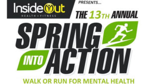 Spring Into Action poster.