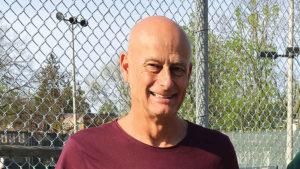 House League Captain Jim Robertson
