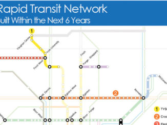 Rapid Transit Network.