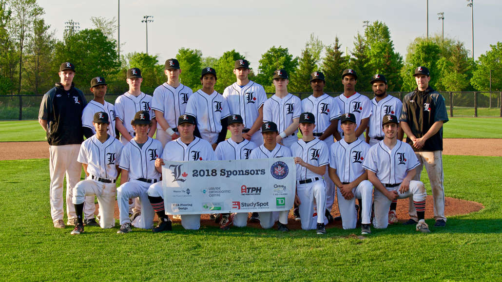 Come and cheer our boys of summer, the U18 Leaside Leafs