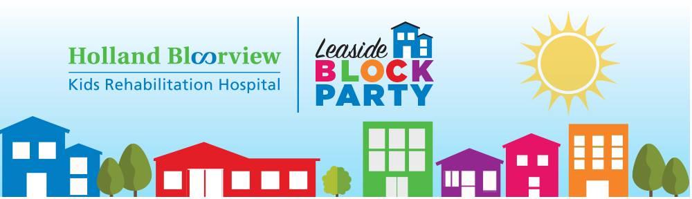 Leaside Block Party.
