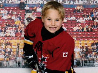 6-year-old Angus Hammill.
