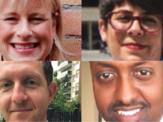Some of the candidates running for TDSB School Trustee in Don Valley West.