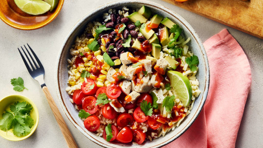 Freshii offers healthy fast-food options.