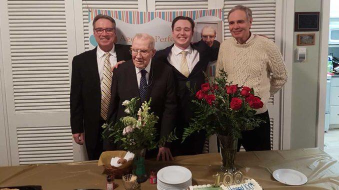 John, James, Jonathan and David Henderson.