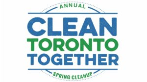 Clean Toronto Together logo.