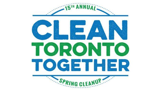Clean Toronto logo.