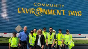 Community Environment Day to be held on May 9th