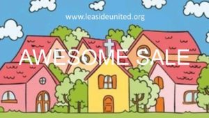 Leaside United Awesome Sale.